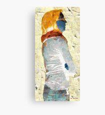 Paper Woman No. 1 Canvas Print