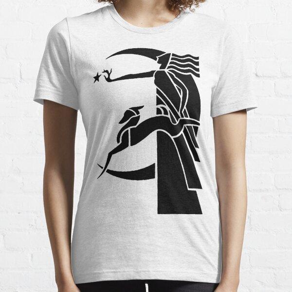 Art Deco Diana the Huntress Artemis Essential T-Shirt