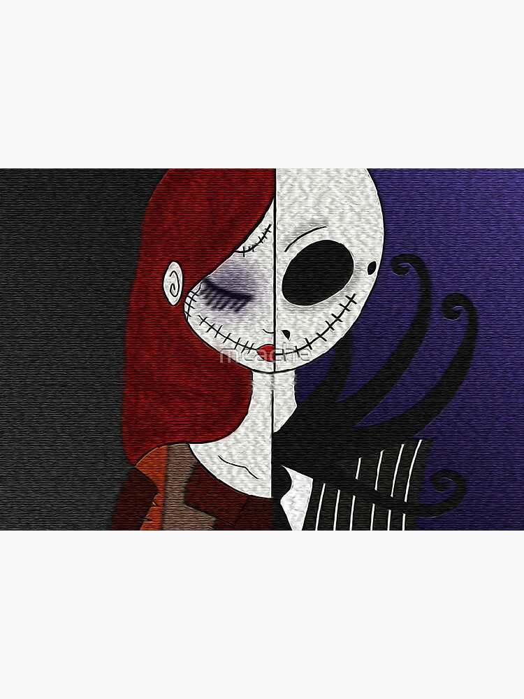 Jack & Sally by mcache