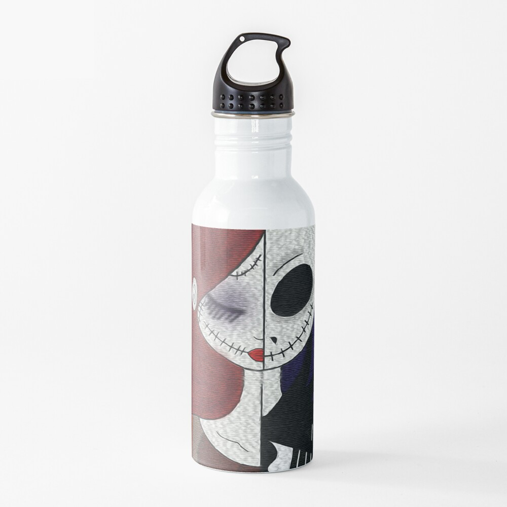 Jack & Sally Water Bottle