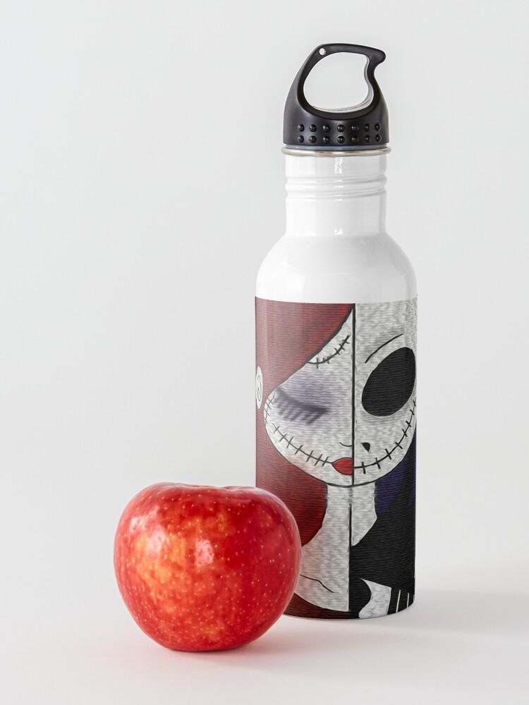 Alternate view of Jack & Sally Water Bottle