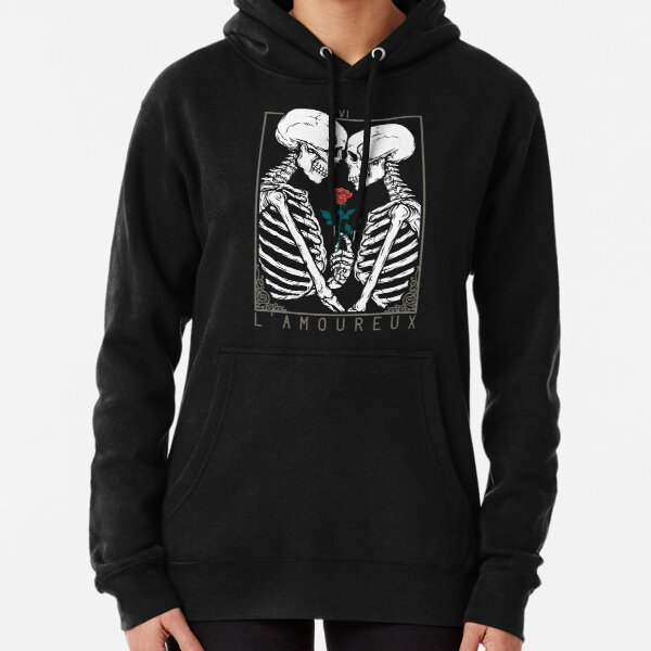 VI The Lovers Pullover Hoodie