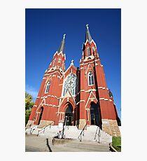 Church Architecture Photographic Print
