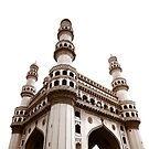 Charminar Monument by snehit