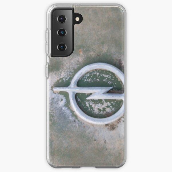 Opel Blitz Samsung Galaxy Soft Case