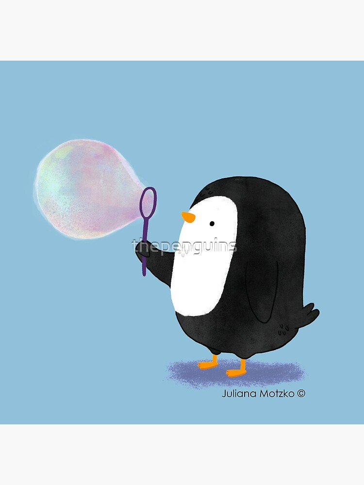 Bubbles Penguin by thepenguins