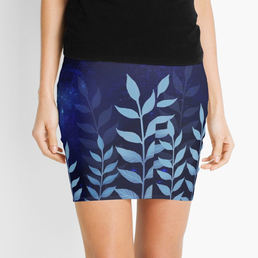 Winter fox Mini Skirt