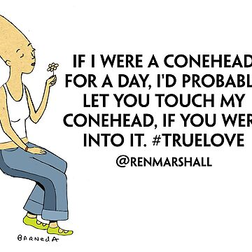 Conehead Love by Twaggies