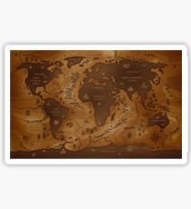 Maps Sticker