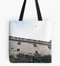Bardi Castle Italy Tote Bag