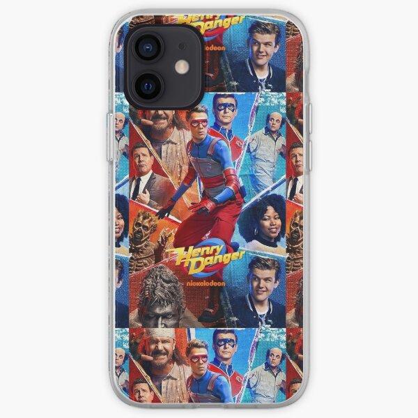 Henry Danger Merch - Nickelodeon Funda blanda para iPhone