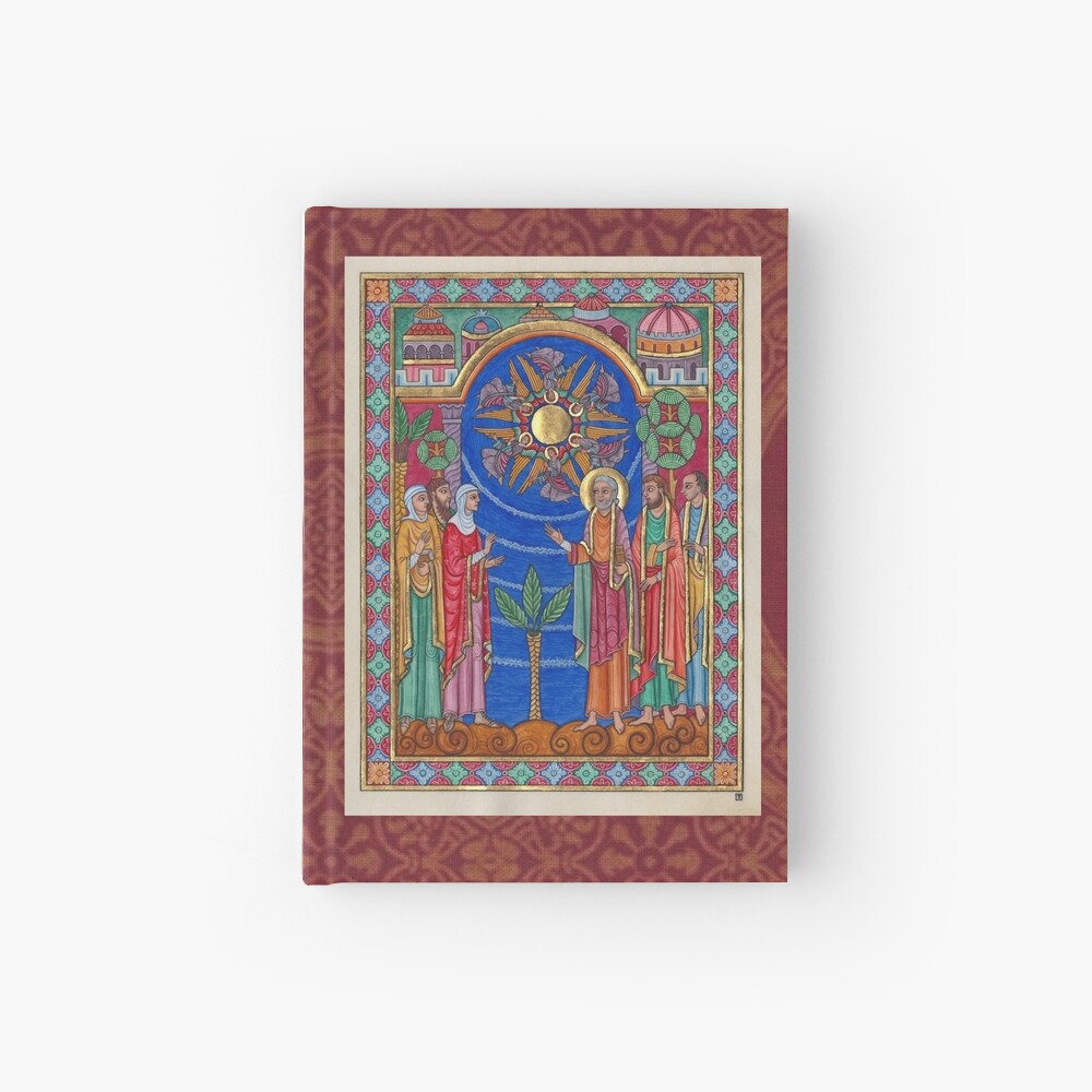 Medieval Illumination - The Invitation Hardcover Journal