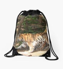 Wait For Me! Drawstring Bag