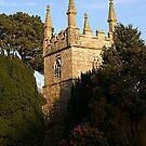 Perranarworthal Church by AndyReeve