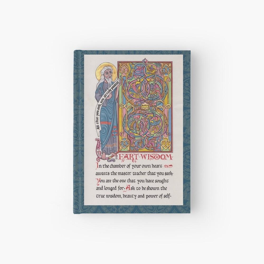 Medieval Illumination - Heart Wisdom Hardcover Journal
