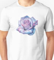 Aquarell Rose Unisex T-Shirt