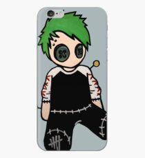 Michael Clifford Voodoo Puppe iPhone-Hülle & Cover