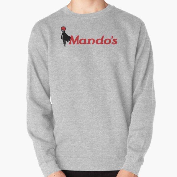 Cheeky Mando's Sweatshirt épais
