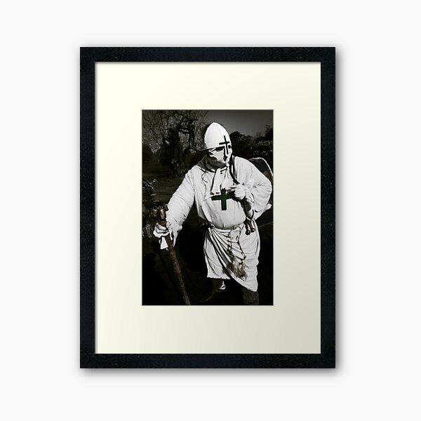 Knights of St Lazarus Framed Art Print