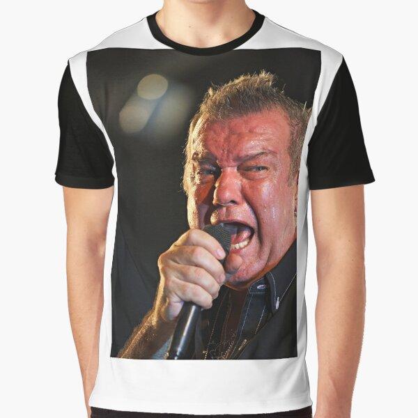 Jimmy Barnes Graphic T-Shirt