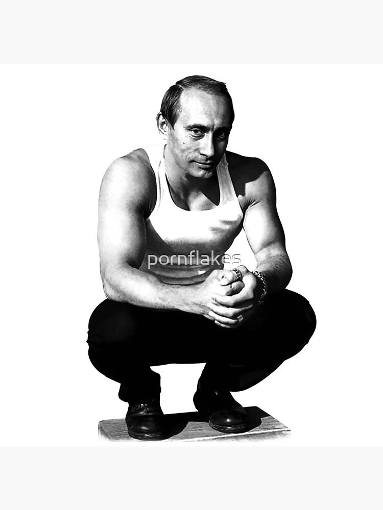 Vladimir Putin by pornflakes