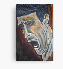 The Pain  Canvas Print