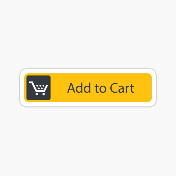 Add to Cart Sticker