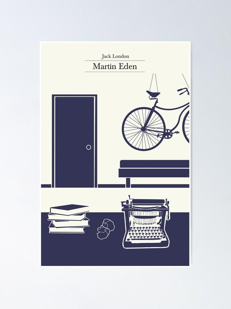 Alternate view of Martin Eden's room Poster