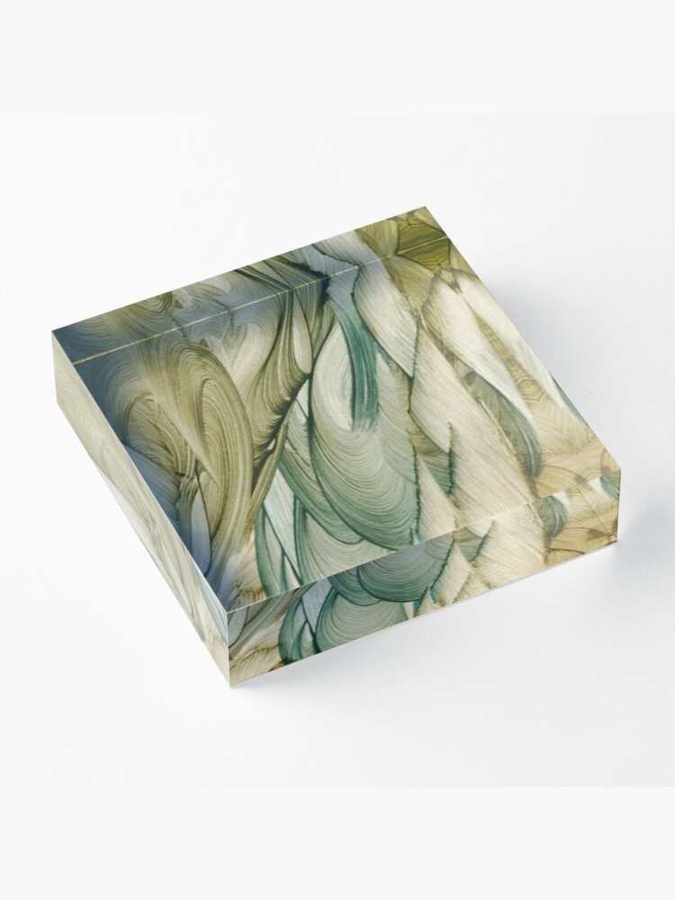 Alternate view of Sumugan Acrylic Block