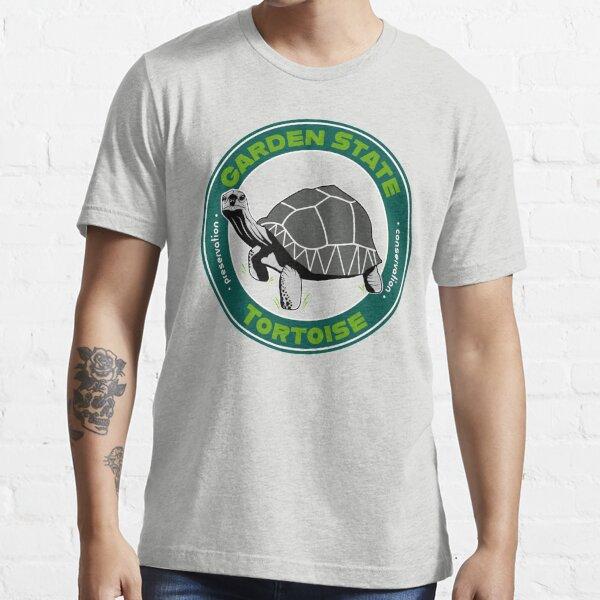 Garden State Tortoise: Aldabra Giant Tortoise Essential T-Shirt
