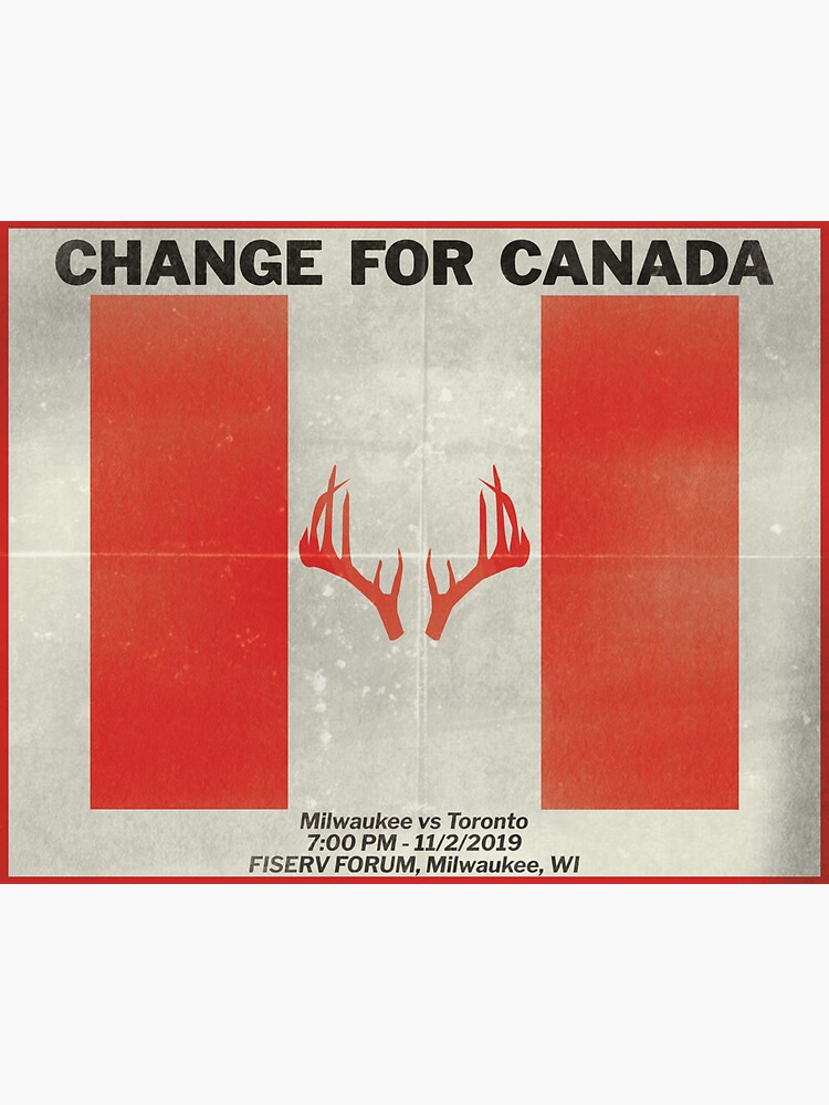 Change for Canada by AJW3-Art