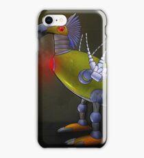 Mechanical Bird iPhone Case/Skin