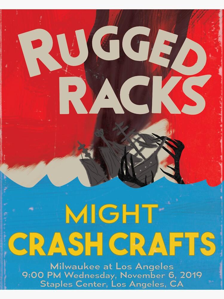 Rugged Racks Might Crash Crafts by AJW3-Art