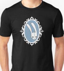 Blue Bunny -Frame Unisex T-Shirt
