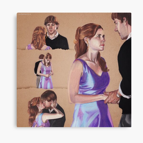 Just Once Canvas Print