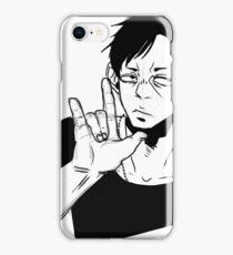 Nico Signing iPhone Case/Skin