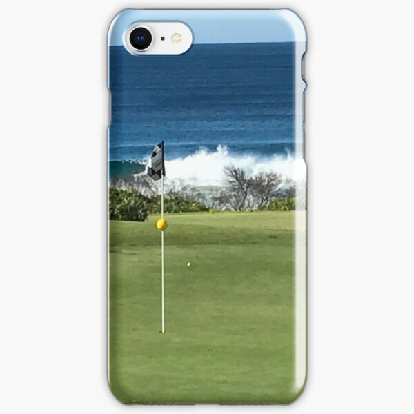 Golf Course Iphone Cases Covers Redbubble