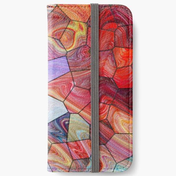 Marble 3 iPhone Wallet