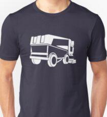 Hockey - Ice Surfacing Machine - WHITE T-Shirt