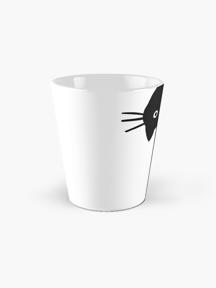 Alternate view of Funny Black Cat Mug