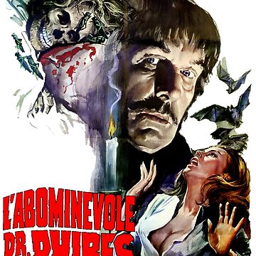 Abominable Dr. Phibes - Vincent Price 1971 by Slithis