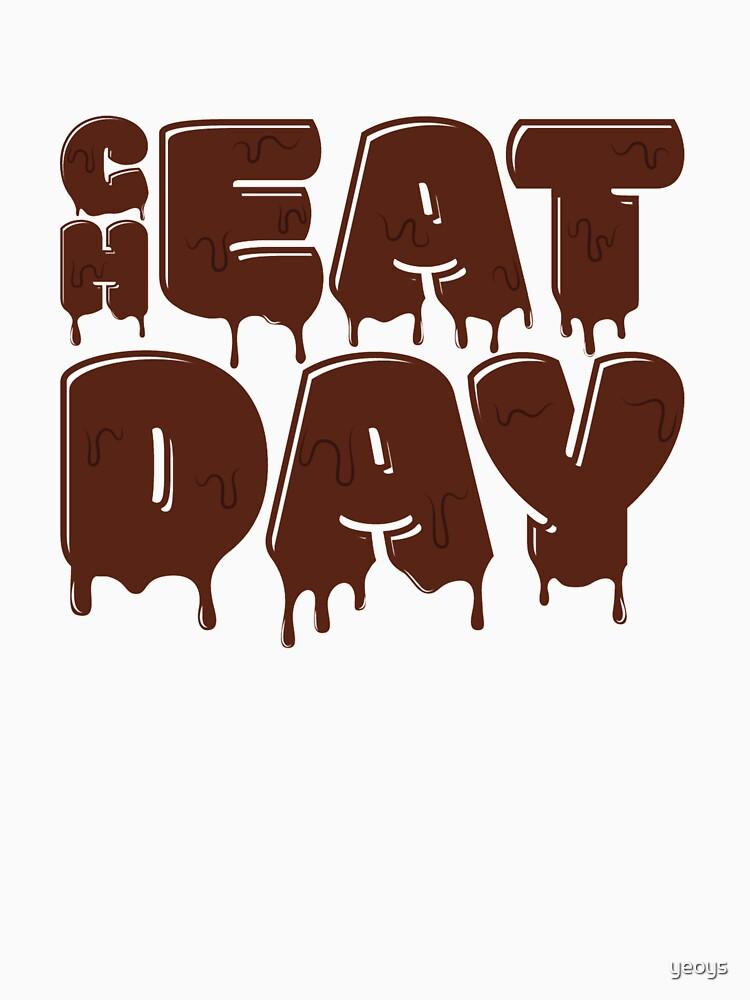 Diet Motivation - Cheat Day von yeoys