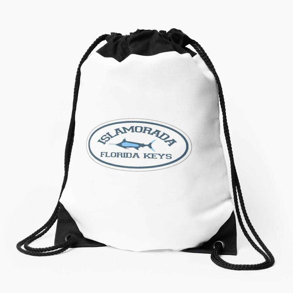 Islamorada - Florida.  Drawstring Bag