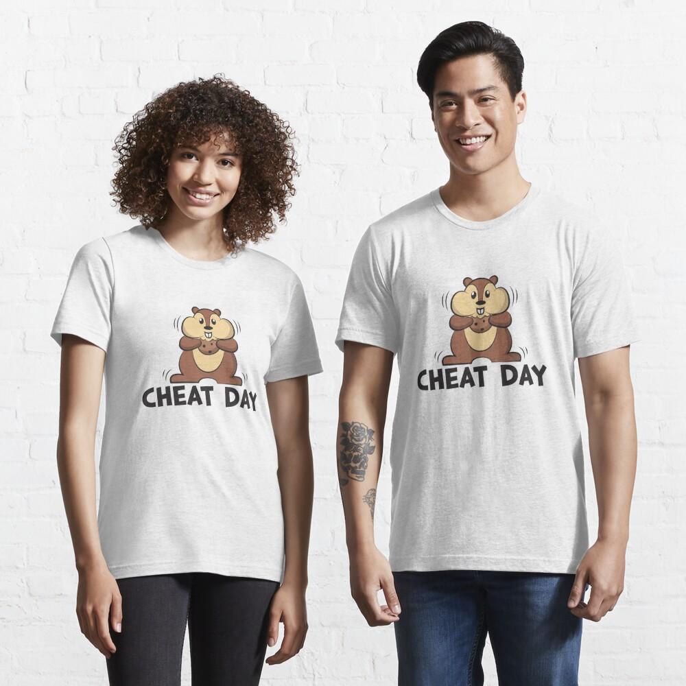 Diet Motivation - Cheat Day Essential T-Shirt