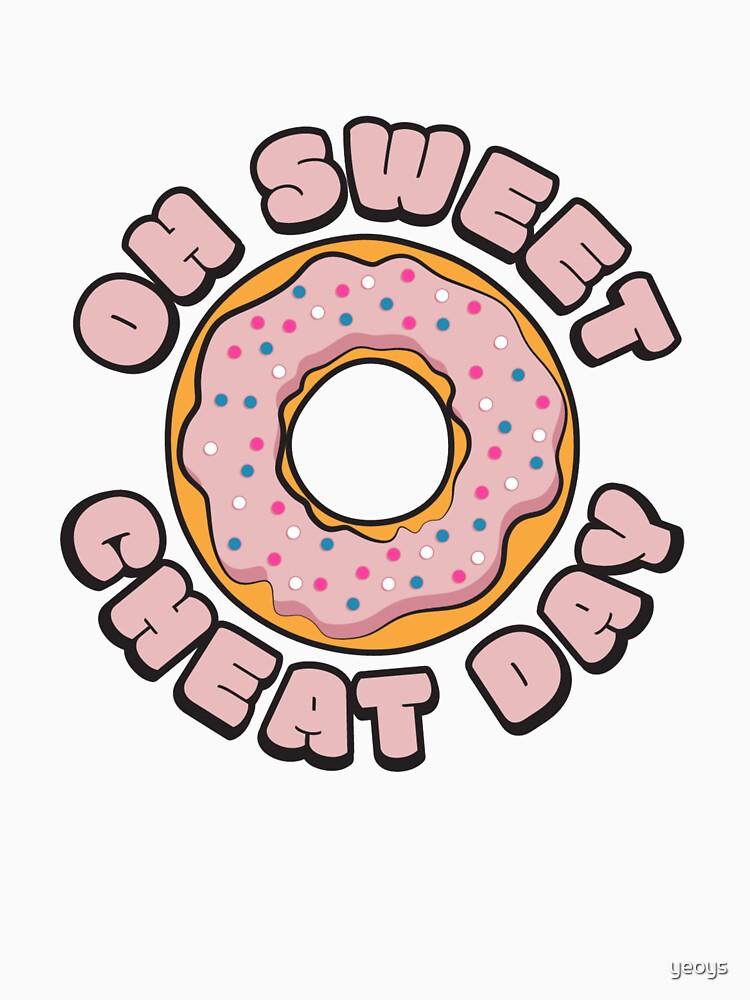 Oh Sweet Cheat Day - Diet von yeoys