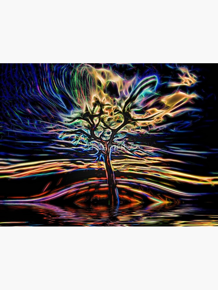 Neon Tree Shapes 11 by fr3spirit7