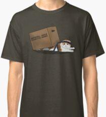 Mewtal Gear Solid Classic T-Shirt