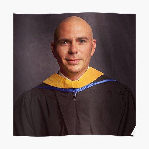 Feeling- Pitbull Poster