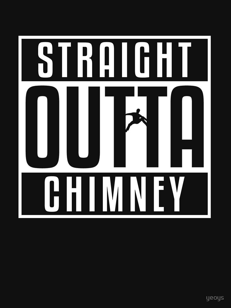 Straight Outta Chimney - Rock Climbing by yeoys
