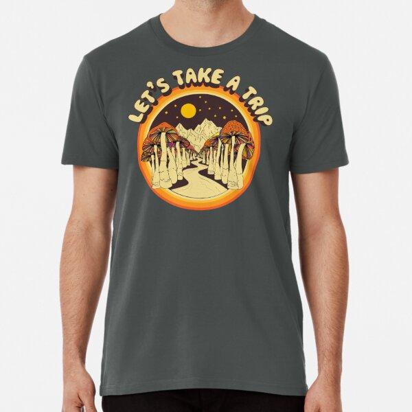 Magic Mushroom Take a Trip Premium T-Shirt